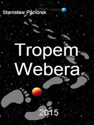 cover image of Tropem Webera
